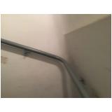 Corrimão para Acessibilidade Parque Capuava - Corrimão de Escada de Ferro