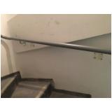 Corrimão para Acessibilidade Preço na Vila Bastos - Instalação de Corrimão em Escada