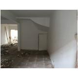 Demolição de Concreto Vila Miranda - Demolidora para Construção