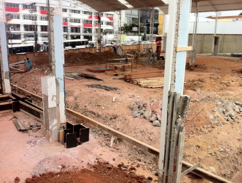 Demolidora de Construção Jardim Ipanema - Demolição de Revestimento Cerâmico