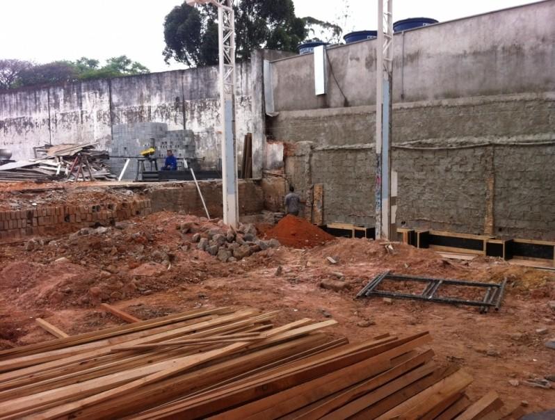 Demolidora de Grande Porte Preço Jardim América - Demolidora para Construção