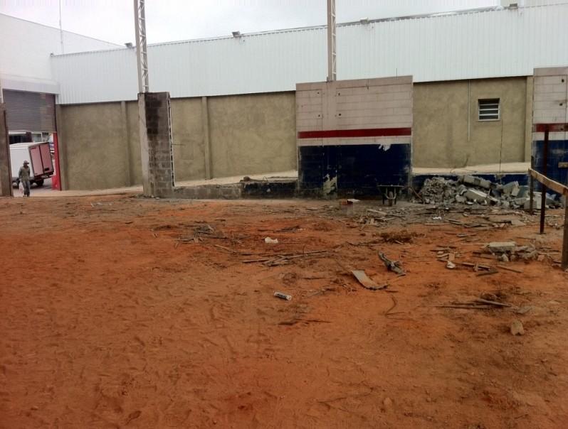 Demolidora e Terraplenagem Preço Vila Formosa - Demolição de Estrutura Metálica
