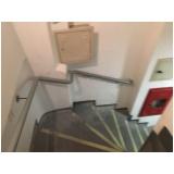 Empresa de Corrimão Articulado em Imirim - Corrimão para Escadas