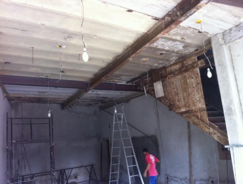Empresa de Corrimão para Acessibilidade Interlagos - Corrimão de Escada de Ferro