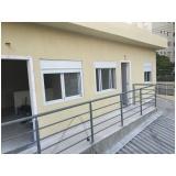 Empresa de Corrimão para Piscina Cidade Vargas - Corrimão de Escada de Ferro