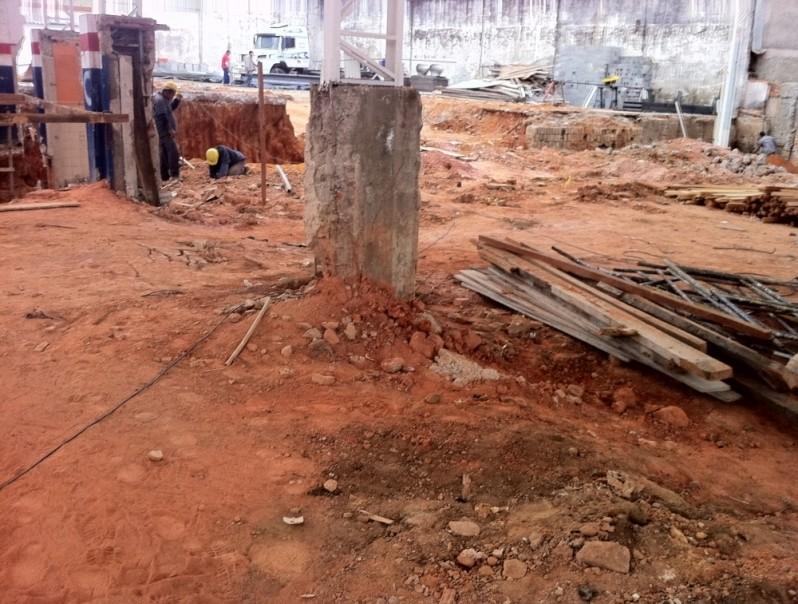 Empresa de Demolidora de Construção em Mercado - Demolição de Prédio