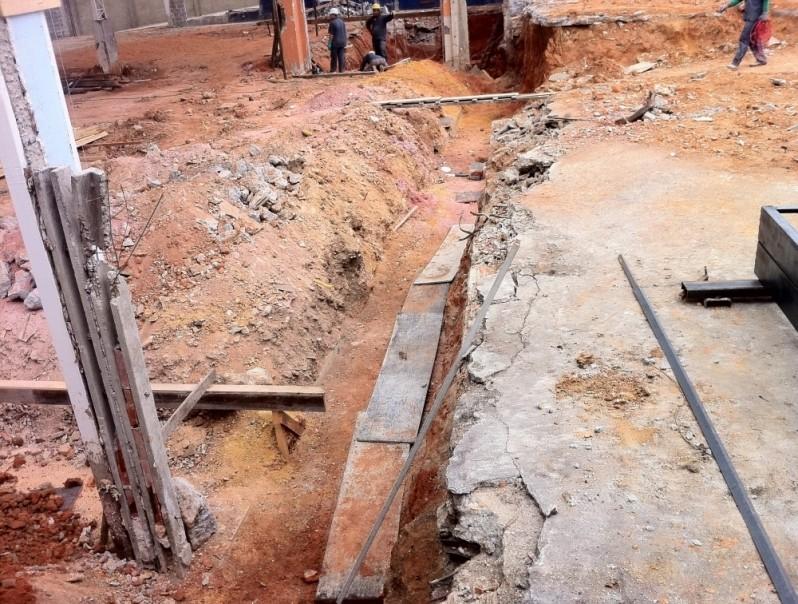 Empresa de Demolidora de Construção José Bonifácio - Demolição de Rocha
