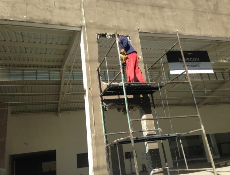 Empresa de Demolidora e Construtora Assunção - Demolição de Escolas