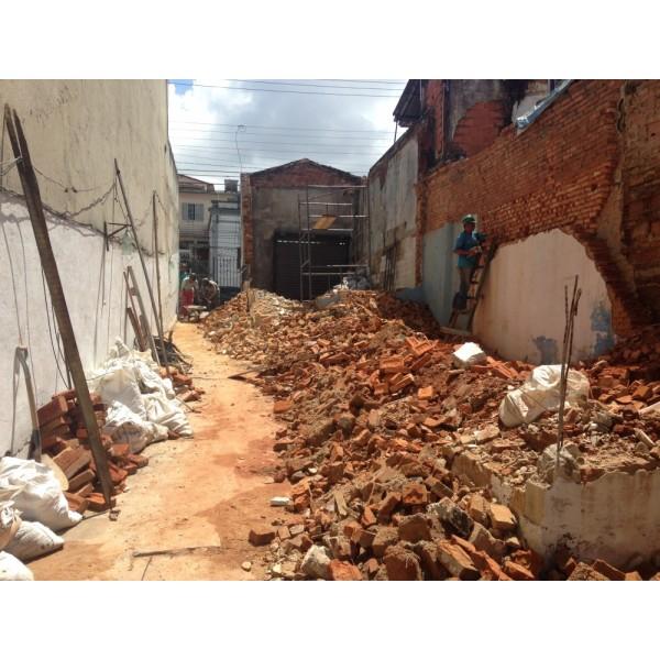 Empresa de Demolidoras e Terraplenagem Vila Anastácio - Demolidora de Grande Porte