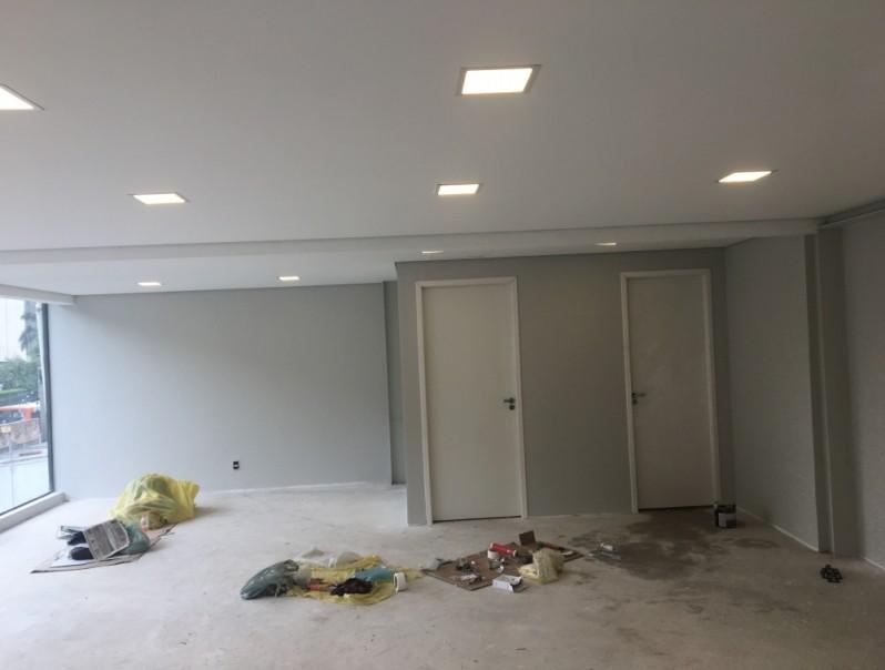 Empresa de Forro de Gesso Drywall no Jardim Ipanema - Forro de Gesso para Apartamento Pequeno