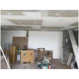 Empresa de Forro de Gesso Instalação na Vila Clarice - Aplicação de Forro PVC Residencial