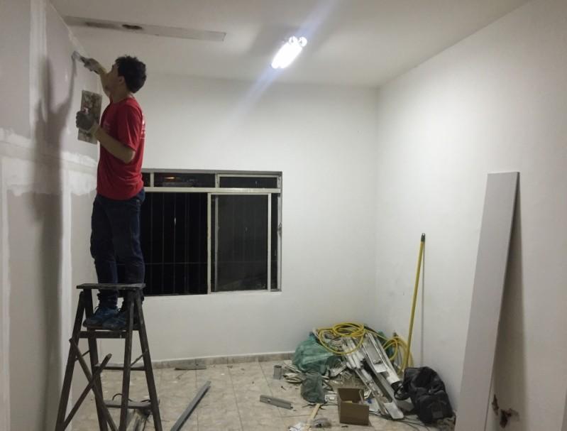 Empresa de Gesso Tabicado na Vila Mafra - Gesso Drywall