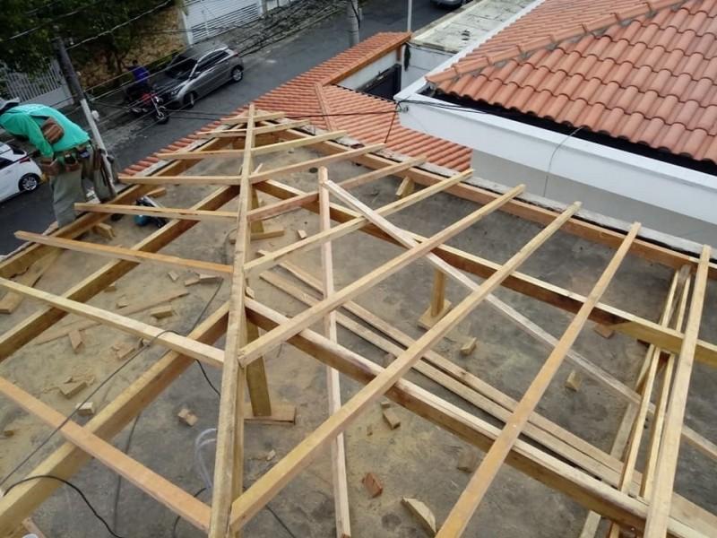 Forro de Gesso Detalhado Vila Olinda - Forro de Gesso Acartonado Estruturado