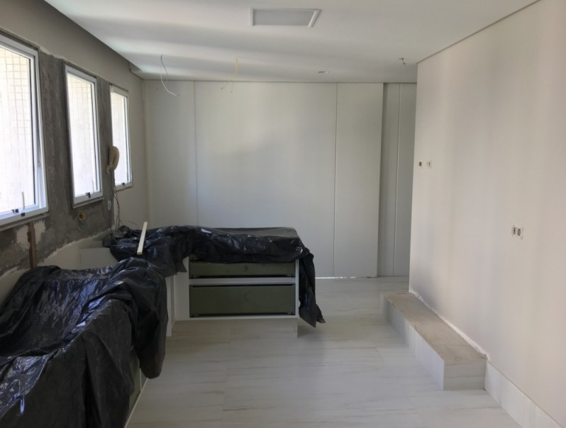 Forro de Gesso Estruturado Vila Nova Tupi - Forro de Gesso de Banheiro