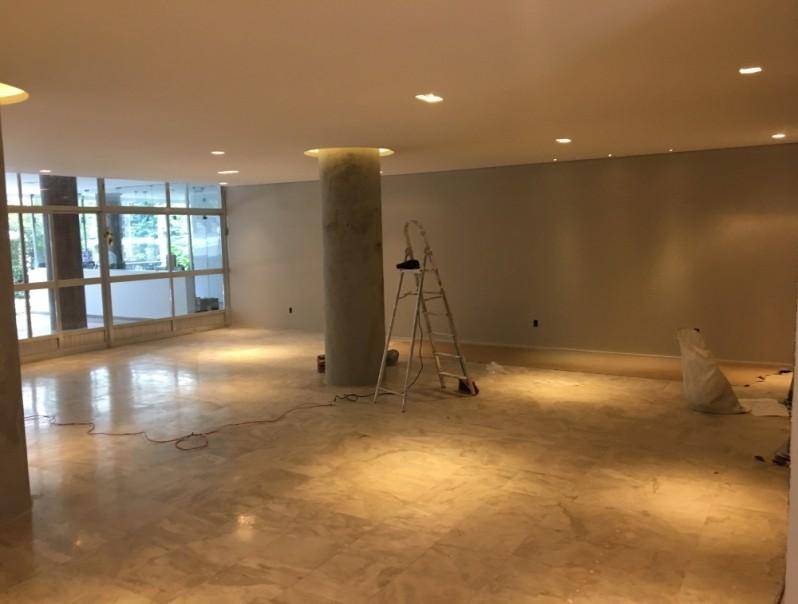 Forro de Gesso Instalação Preço na Vila Cordeiro - Forro de Gesso para Apartamento Pequeno