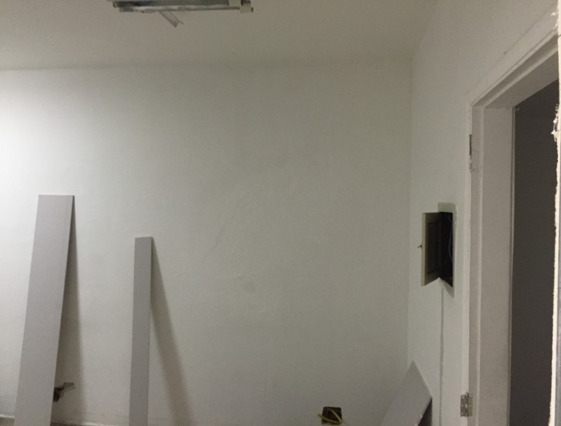 Forro de Gesso para Apartamento Pequeno Quanto Custa em Engenheiro Trindade - Forro de Gesso Liso com Tabica