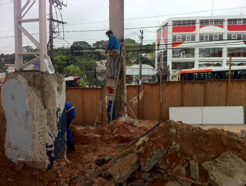 Onde Encontrar Serviço de Demolição para Construção no Jardim Santo Amaro - Demolição de Alvenaria