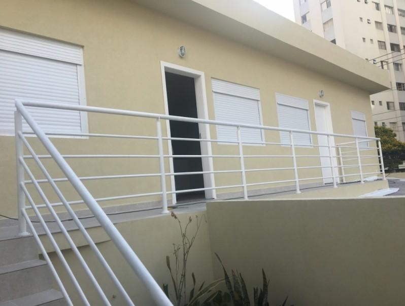 Quanto Custa Corrimão Articulado na Vila Santana - Instalação de Corrimão em Escada