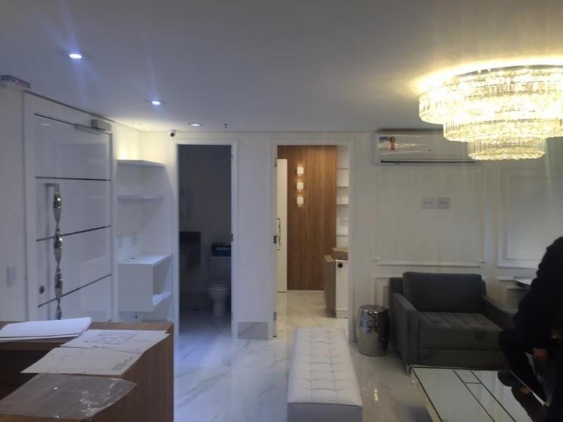 Reforma Apartamento Pequeno Cerqueira César - Reforma de Apartamento Novo
