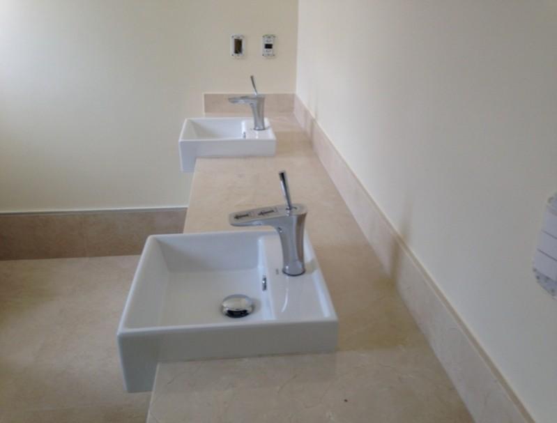 Reforma Banheiro Pequeno Vila Fláquer - Reforma de Apartamento Novo