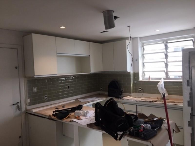 Reforma de Apartamento 70m2 Jardim Petrópolis - Reforma Banheiro Apartamento Pequeno