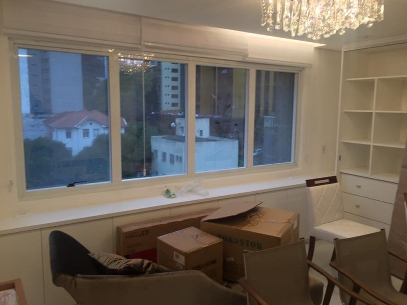 Reforma de Apartamento Vila Olímpia - Reforma do Apartamento