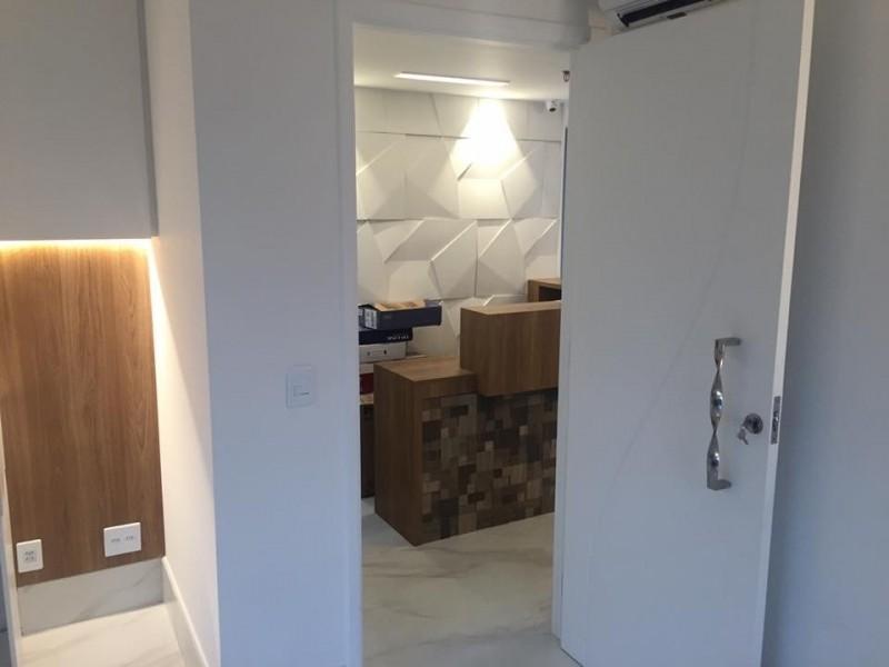 Reforma do Apartamento Chácara Lane - Reforma Banheiro Pequeno