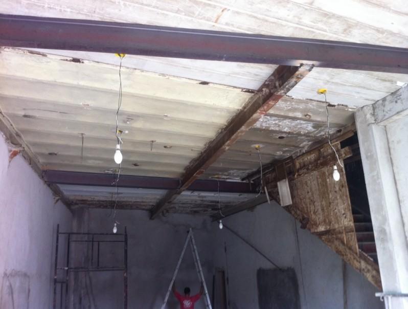 Revestimento de Gesso em Laje de Isopor na Vila Suíça - Revestimento de Gesso no Teto
