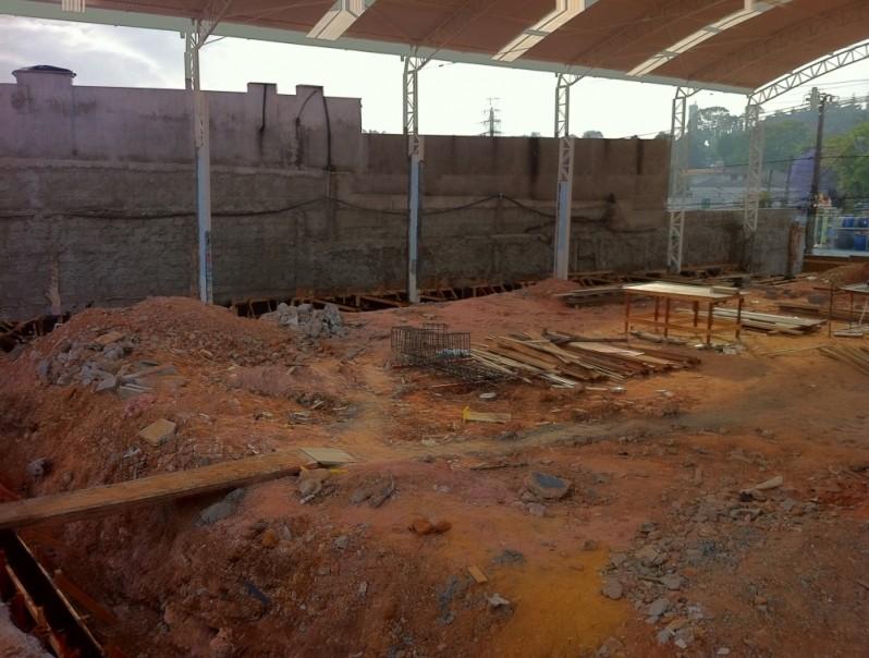 Revestimento de Gesso em Parede de Madeira Jardim Vitória Régia - Revestimento de Gesso Residencial
