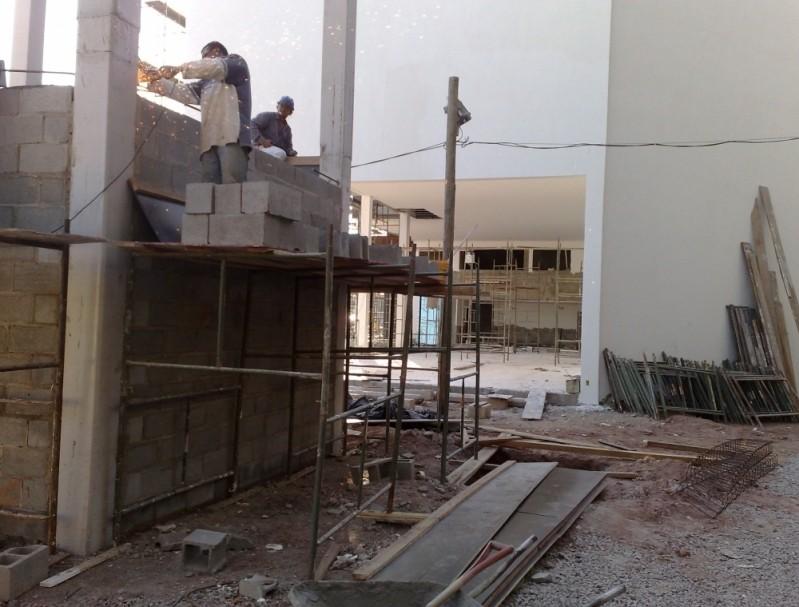 Serviço de Demolição em Sp Vila Monumento - Demolição de Parede