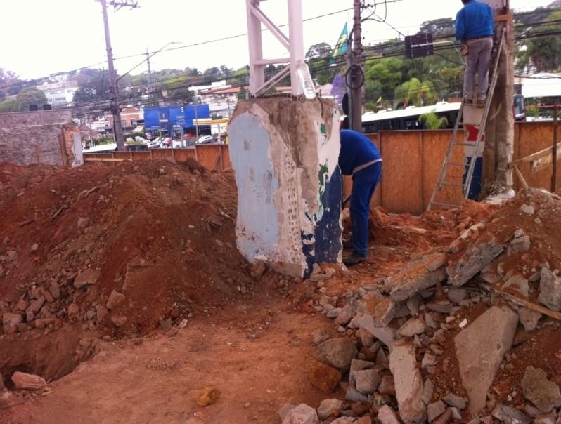 Serviço de Demolição para Decoração em Sp Itaquera - Serviço de Demolição para Decoração