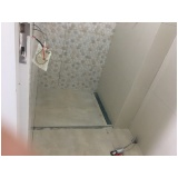 aplicação de pisos e azulejos para banheiro na Vila Alpina