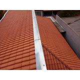 construção de telhado de zinco Vila Carmem
