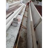 construção de telhado residencial metálico Anchieta