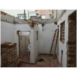 demolição de alvenaria preço na Vila Caravelas