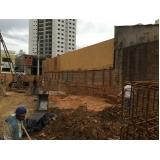 demolição de estruturas preço em Higienópolis