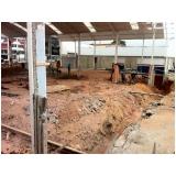 demolição manual na Chácara Paineiras