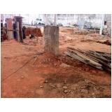 demolição manual preço no Jardim Jamaica