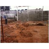 demolições de estruturas na Vila Firmiano Pinto