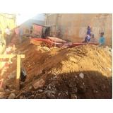 demolidora industrial na Vila Olímpia