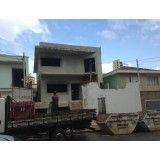 Demolidora Residencial na Vila Alba