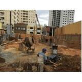 demolidoras de concretos na Vila Bastos