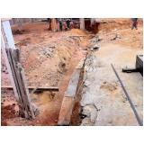 demolidoras de edifícios no Retiro Morumbi