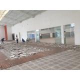 empresa de aplicação de piso residencial em Vila Invernada