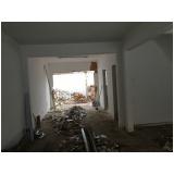 empresa de demolição de casas na Chácara Inglesa