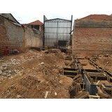 Empresa de Demolição de casas no Parque São Jorge