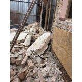Empresa de Demolição de casas preços na Vila Campestre