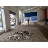 empresa de empresa de demolição na Vila Facchini