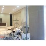 empresa de forro de gesso para apartamento pequeno na Vila Cecília Maria
