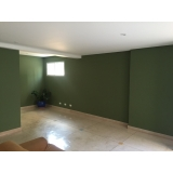 empresa de serviço de pintura de parede na Vila Floresta